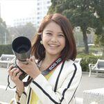 9nine吉井香奈恵が歩く、横浜の街とデジタルカメラ