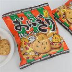 関西人にはおなじみのこのお菓子 「おにぎりせんべい」を食べる!