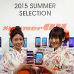 【au夏スマホ】isai/HTC J/Xperia/AQUOS、人気スマホがauに揃いぶみ