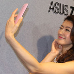 ASUS、自撮りに強いスマホ「ZenFone Selfie」などを発表