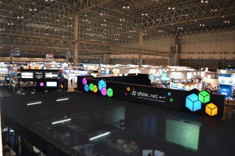 ネットワークの未来を描く「Interop Tokyo 2015」レポート