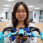 空撮デビューにオススメ! 「Bebop Drone」で初心者でも滑らかな映像が撮れた