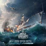 誰でも無料で! 『World of Warships』のオープンテストが公開