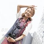 9nine吉井香奈恵、一眼レフで撮る東京スカイツリー