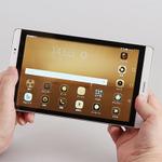 LTE対応の高音質タブ「HUAWEI MediaPad M2 8.0」がAndroid 6.0にアップ