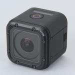 小さくてどこでも付けられる定番ウェアラブルカメラ「GoPro HERO4 Session」