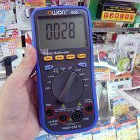 ASCII.jpスマホでロギングできる!Bluetooth対応マルチメーター