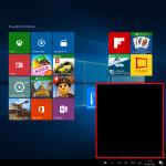 Windows 10、ビルド14965で仮想タッチパッド機能が搭載!
