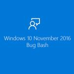 11月7日からWindows 10 IPのバグつぶし大会「Bug Bash」が開催!