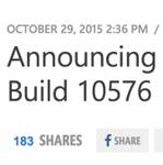 Windows 10の最新ビルド10576は、DLNAに対応!