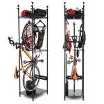 まったく新しい自転車の室内保管ラック「バイシクルハンガー」が便利!