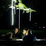 明るくて防水! ロープ型LEDライト「Luminoodle(ルミヌードル)」