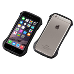 iPhoneを保護する、高級感漂うハイブリッドバンパーが1万円
