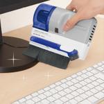 PC周りのお掃除はおまかせ! 便利なコンパクトクリーナー「スミサット」
