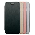 iPhone 7全面を保護するカードポケット付きフラップケース