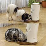 犬・猫のお留守番にはコレ!あなたの代わりに給餌当番「ペット自動給餌器」
