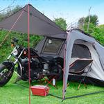 13%オフ!愛しいバイクと一緒に寝られるツーリング用テント