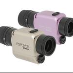 フェスや星空観察に! 2つの手ブレ補正機能搭載の6倍~12倍ズーム式単眼鏡