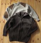 今冬イチオシ!丈夫で保温性バツグンの英国製羊毛ブルゾン