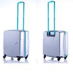 機内持ち込み最大級、42リットルの大容量スーツケース