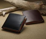 お手頃プライスが魅力!カードもたくさん入る牛革メンズ財布
