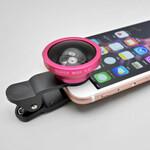 広角自撮りできるクリップ式レンズをiPhone 6sで試してみた