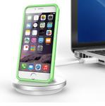 iPhone/iPadにケースを付けたまま充電可能なクレードルが便利!
