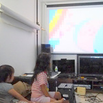Slingbox+Chomecastでリビングの録画番組を別室シアターで大画面視聴!