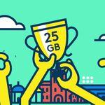 無料で最大25GBゲットのチャンス!Dropboxの学生向けキャンペーンが約3年ぶりに復活