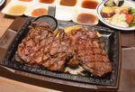 ステーキガストで極上のデブ活【肉の日】