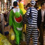 狂乱の渋谷、ハロウィンの非日常を野次馬記者が撮ってきた