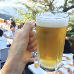 ビール天国だああぁぁ!高尾山ビアマウント絶対行ったほうがいいよ!