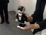 シャープがロボット型電話(!?)「RoBoHoN」を2016年に発売:CEATEC 2015