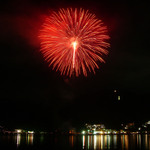スマホの発表会で「夜空の花火」を撮る方法