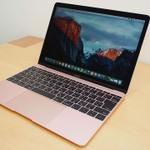 ローズゴールドの新MacBookはピンクじゃないから男性でも恥ずかしくない