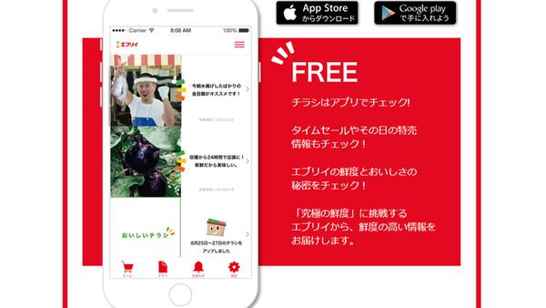 エブリイ アプリ