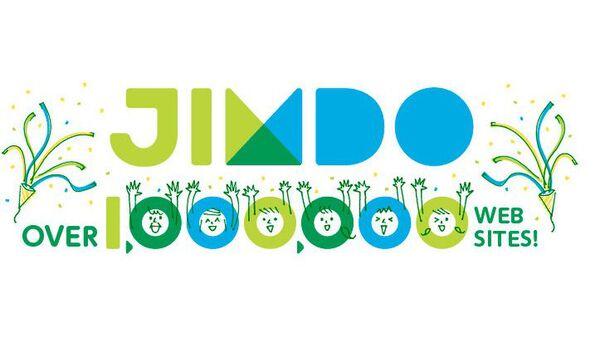 Jimdoが国内100万サイト突破、初のテレビCMも