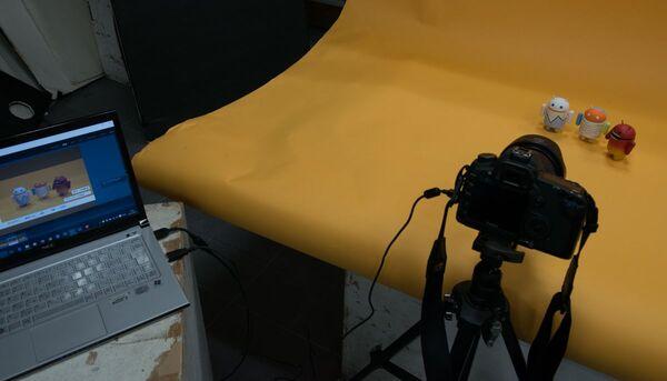 できれば秘密にしたい写真のスゴテク「テザー撮影」