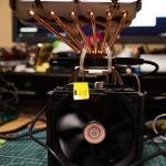 「Compute Stick」に巨大CPUクーラーを強引に付けてみた