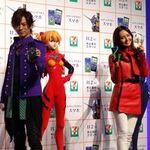 SIMフリー「エヴァスマホ」にDAIGOと加藤夏希も興奮!