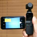 3.3型の超ミニミニスマホ「Palm Phone」をOsmoPocketの直付けモニターにする