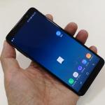 Galaxy Feel2はベースモデルのGalaxy A8(2018)とちょっと違った!