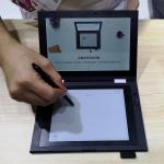 謎の2画面電子ペーパータブレットをMWC上海2018で発見