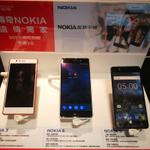 大画面Xperiaやノキアが出そろう! 台湾で見つけた日本未発売スマホたち