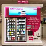 ロンドンで買ったプリペイドSIMがバルセロナでも使える! ヨーロッパ周遊SIMを自販機で購入