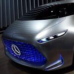 メルセデスが初公開した謎の自動運転のコンセプトカー「Vision Tokyo」をチェック!