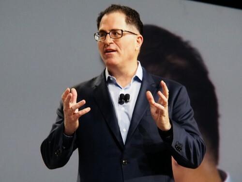 ソリューションベンダーとしてグンと加速、Dell World 2015レポート