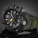 カシオ最強すぎる腕時計「G-SHOCKマッドマスター」