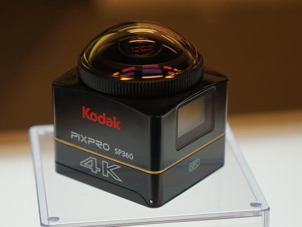 「Kodak PIXPRO SP360 4K」