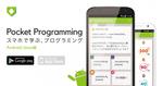 本当に初心者目線に立ったプログラミング学習とは 日米英で1位獲得:Pocket Programming